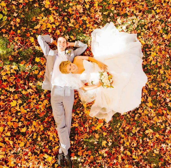 Autumn Weddings at Old Down Estate