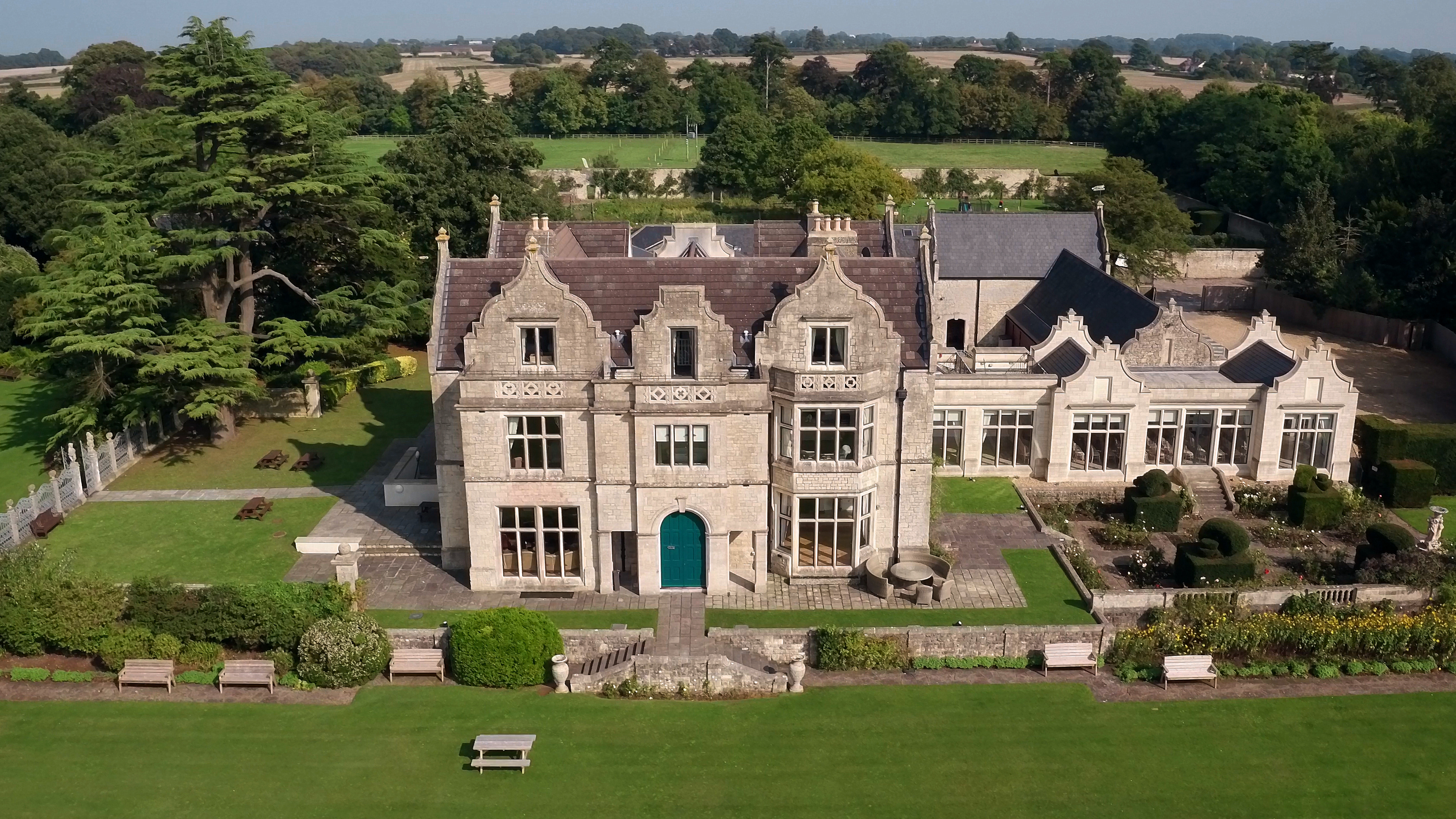 The renovations to the Manor cost £5million