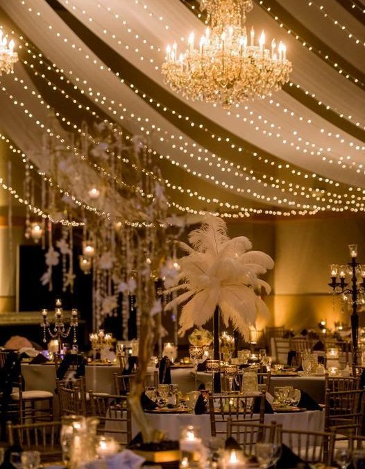 Christmas Parties - Great Gatsby Themed - Old Down Estate