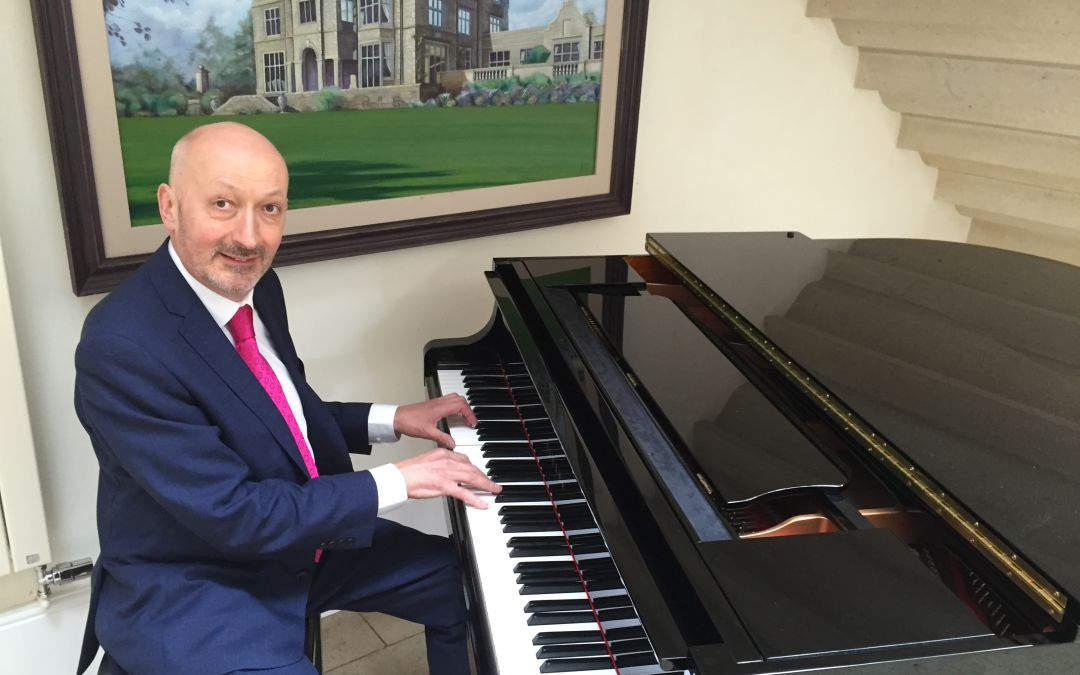 Wedding Fayre Supplier Spotlight: Ian Towers Pianist