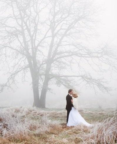 Winter Wonderland Weddings!