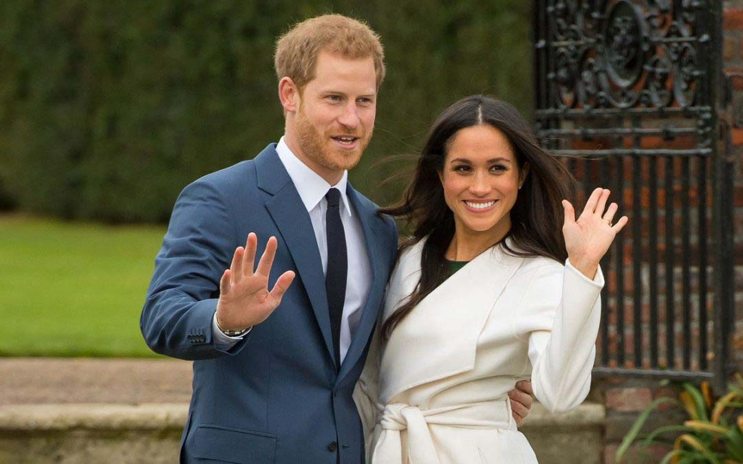 Harry & Meghan – The Jewellery