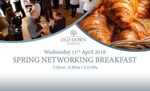 Spring Breakfast Networking Event