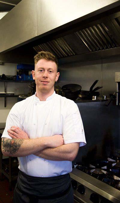 Meet the Chef, Reece