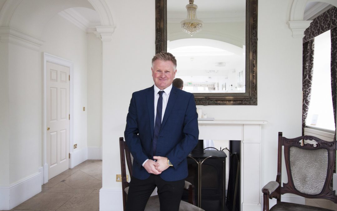Meet the Hospitality Manager, Jason