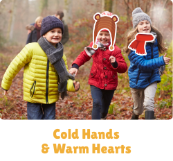 Cold Hands & Warm Hearts