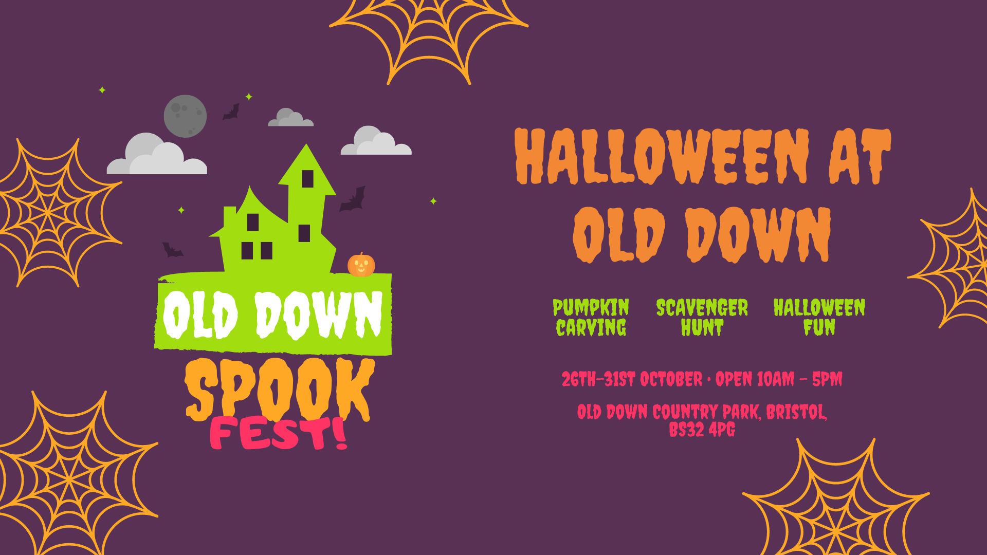 Old Down Spook Fest